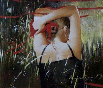 Выставка живописи Ирины Ясюкайць – Дударевой «Поймать ветер»