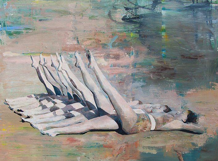Выставка Татьяны Кондратенко «Human Resource»
