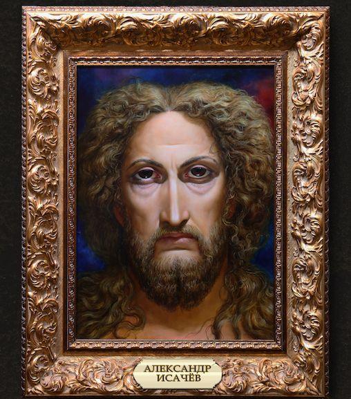 Выставка Александра Исачёва «У забытых алтарей»