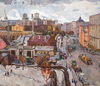 Выставка живописи «Наш город Минск»