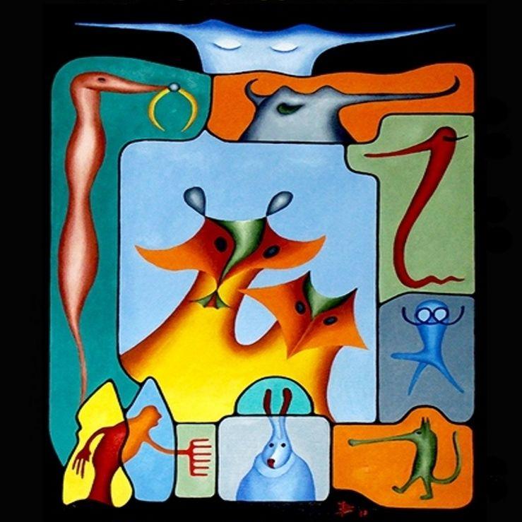 Выставка живописи «Правила игры Виктора Зубарева»