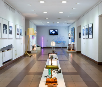 "The exhibition ""THEATER. INSIGHT"""