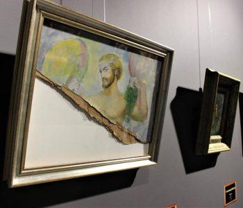 Творческая встреча в рамках выставки произведений А. Исачёва