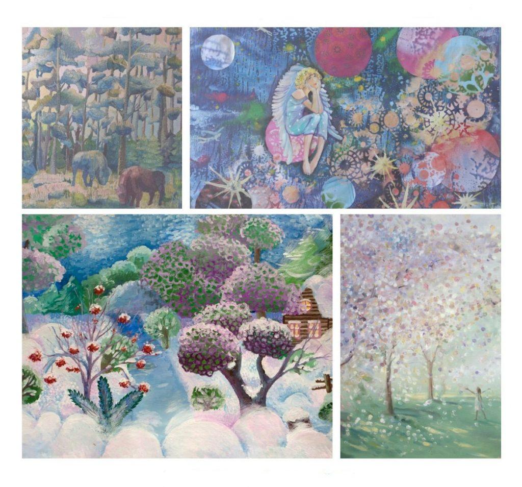 Выставка творческих достижений учащихся детских школ искусств Беларуси