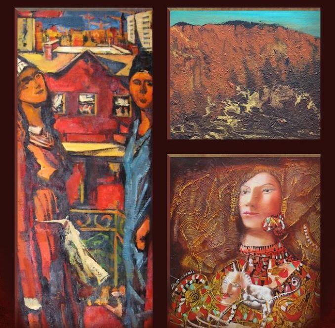 Выставка «Знаменитые художественные династии Беларуси»