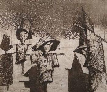 Выставка Сергея Баленка «Да, мы знакомы!»