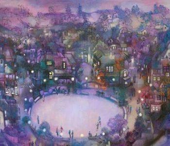 Выставка живописи Виктории Ильиной «Отдых в пути»