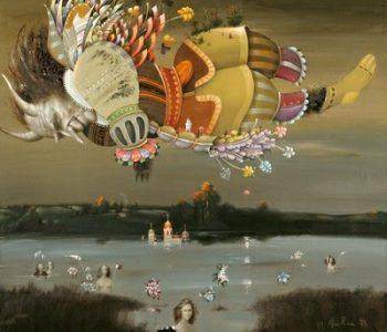 Сюрреализм в белорусском искусстве